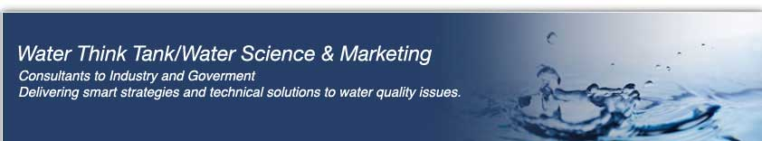 water science and marketing